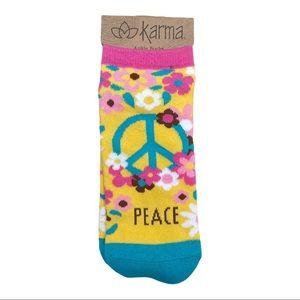 Karma Hippie Ankle socks